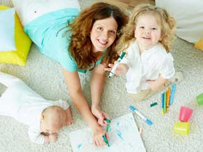 Kid'Home - Service garde d'enfants partagées à domicile Vincennes